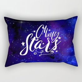 Oh My Stars Rectangular Pillow