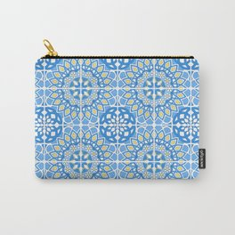Pattern Portuguese tile 3 Carry-All Pouch