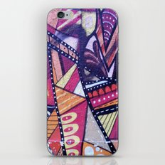 Retiro iPhone & iPod Skin