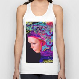 Seasons of your Mind Unisex Tank Top