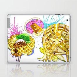 Breakfast Innuendo   Laptop & iPad Skin
