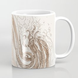 Optical Tentacles Coffee Mug