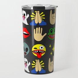 Goons Emojis Travel Mug