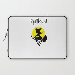 Spellbound witch Laptop Sleeve