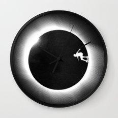 Pipedream Wall Clock