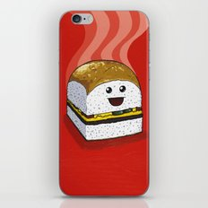 Dinner for One iPhone & iPod Skin