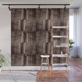 Africa Patterns Wall Mural