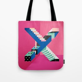 Impossible X Tote Bag