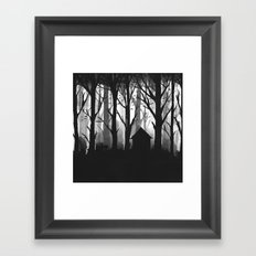 Wild Woods Framed Art Print