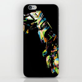 Predator in Anomali WPAP iPhone Skin