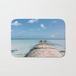 Caribbean Paradise Bath Mat