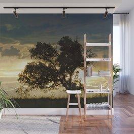 """""""Monsoon Sunset 2"""" by Murray Bolesta Wall Mural"""