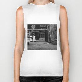 Monjas en el Bakery Shop Biker Tank