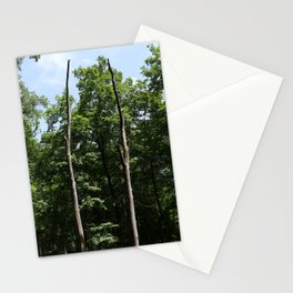 Still Standing in the Forest Stationery Cards