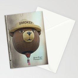 Smokey Balloon Stationery Cards