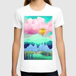 Cool Landscape T-shirt