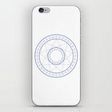 Anime Magic Circle 9 iPhone & iPod Skin