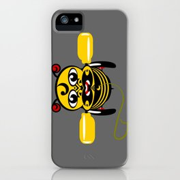 Hei Tiki Bee Toy iPhone Case