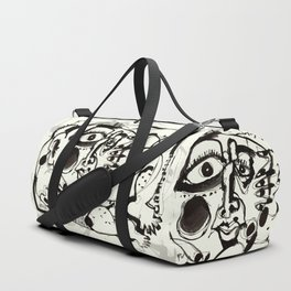 Afternoon Relaxation Duffle Bag