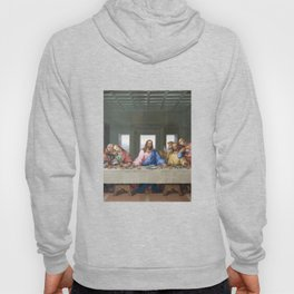 The Last Supper by Leonardo da Vinci Hoody