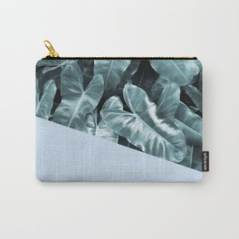 Flowery Nature I Carry-All Pouch