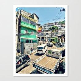 Roadside Attraction Canvas Print