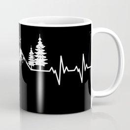 My Heart Beats For Nature Coffee Mug
