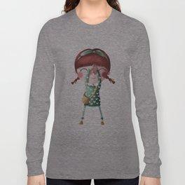 A de Tina Long Sleeve T-shirt