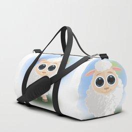 White Sheep Duffle Bag