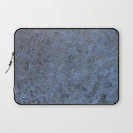 The freezing glass. Laptop Sleeve