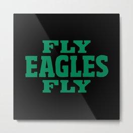 Fly Eagles Metal Print