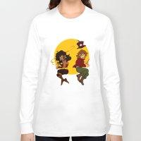 chibi Long Sleeve T-shirts featuring chibi by lulu555