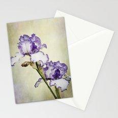 Iris Ripple Stationery Cards