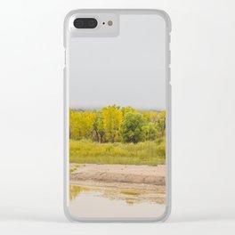 Theodore Roosevelt National Park North Unit, North Dakota 9 Clear iPhone Case