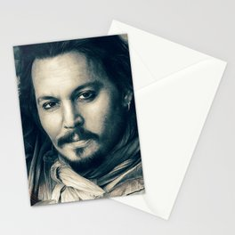 Johnny Depp II. Stationery Cards