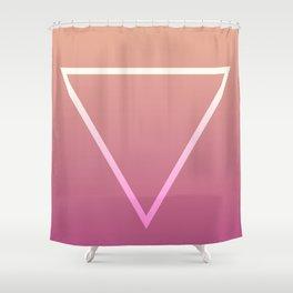 Malibu Horizons - Hibiscus Shower Curtain