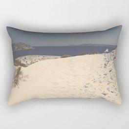 Elegantly Sandy No1 Rectangular Pillow