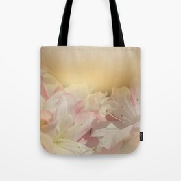 Window Curtains - Smell the Flowers Tote Bag
