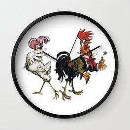 Allan-A-Dale Wall Clock
