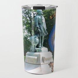 Lew Wallace wth Little Athenian Guard Travel Mug