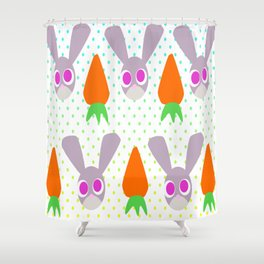 Smart and Cute Shower Curtain