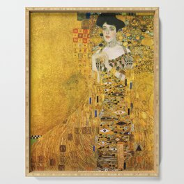 Gustav Klimt Serving Tray
