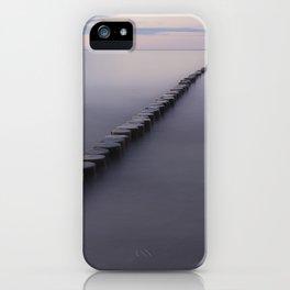 Breakwater iPhone Case
