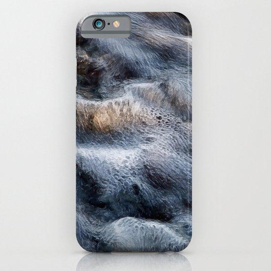 Wavy sea iPhone & iPod Case