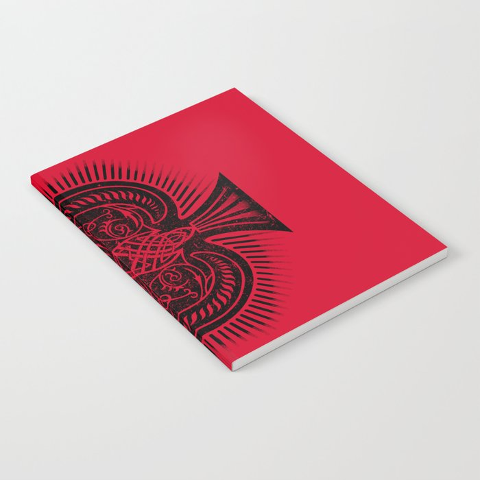 Lucky Spade Notebook