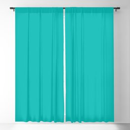 (Eggshell Blue) Blackout Curtain