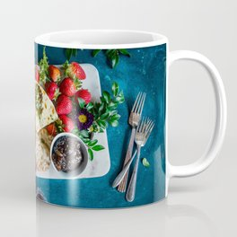 cheese platter Coffee Mug