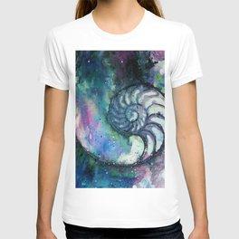 Nature Music No.1D by Kathy Morton Stanion T-shirt