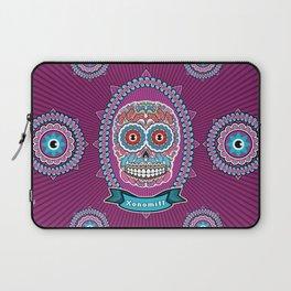 Mexican Skull Laptop Sleeve