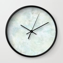 Between the shallows - the light of the world Wall Clock